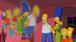 The Simpsons 26x04 : Treehouse of Horror XXV- Seriesaddict